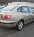 hyundai elantra 2006 gold hatchback gasoline 4 cylinders front wheel drive automatic 13502