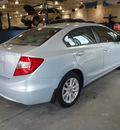 honda civic 2012 cool mist sedan ex gasoline 4 cylinders front wheel drive automatic 28557