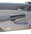 honda accord 2010 dk  gray sedan lx gasoline 4 cylinders front wheel drive automatic 77065