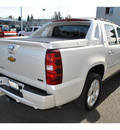 chevrolet avalanche 2011 pearl white suv ltz flex fuel 8 cylinders 4 wheel drive automatic with overdrive 98371