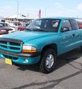 dodge dakota 1997 green sport gasoline 6 cylinders 4 wheel drive 5 speed manual 80229