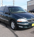 ford windstar 2001 dk  green van se gasoline 6 cylinders front wheel drive automatic with overdrive 80229