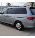 honda odyssey 2010 blue van ex l gasoline 6 cylinders front wheel drive automatic with overdrive 77065