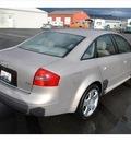audi a6 2001 tan sedan 4 2 quattro gasoline 8 cylinders all whee drive automatic 98226