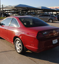 honda accord 2000 red coupe gasoline 4 cylinders front wheel drive automatic 76087