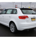 audi a3 2012 white wagon 2 0 tdi premium plus diesel 4 cylinders front wheel drive steptronic 99336