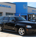 chevrolet hhr 2009 black suv ss gasoline 4 cylinders front wheel drive automatic 77065