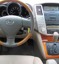 lexus rx 2007 white suv 350 gasoline 6 cylinders front wheel drive automatic 33884