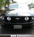 ford mustang 2006 black coupe gt premium gasoline 8 cylinders rear wheel drive 5 speed manual 33912