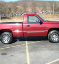 chevrolet k1500 2006 burgundy pickup truck v8 4 wheel drive automatic 17972