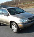 lexus rx 300 2000 champagne suv 6 cylinders all whee drive automatic 17972