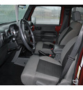 jeep wrangler unlimited 2010 dark red suv rubicon gasoline 6 cylinders 4 wheel drive 6 speed manual 98371