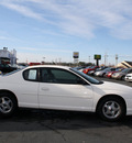 chevrolet monte carlo 2004 white coupe ls gasoline 6 cylinders front wheel drive automatic 27215