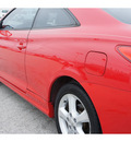 toyota camry solara 2004 red coupe se gasoline 4 cylinders front wheel drive automatic 77388