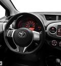 toyota yaris 2012 hatchback 3 door le gasoline 4 cylinders front wheel drive not specified 91731