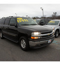 chevrolet suburban 2005 black suv 1500 ls flex fuel 8 cylinders 4 wheel drive automatic 07712