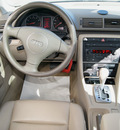 audi a4 2004 moro blue wagon 1 8t avant quattro gasoline 4 cylinders all whee drive automatic 80905