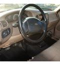 ford f 150 1999 green pickup truck xl gasoline v6 rear wheel drive 5 speed manual 77037