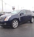 cadillac srx 2011 blue turbo premium collection gasoline 6 cylinders all whee drive automatic 28557