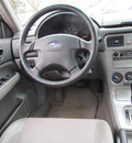 subaru forester 2003 white suv x gasoline 4 cylinders sohc all whee drive automatic 45324