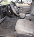 jeep cherokee 1996 white suv sport gasoline 6 cylinders rear wheel drive automatic 76018
