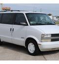 chevrolet astro 1997 white van ls gasoline v6 rear wheel drive automatic 77037