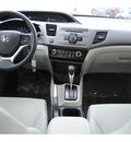 honda civic 2012 white sedan ex gasoline 4 cylinders front wheel drive automatic 77065