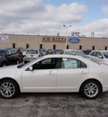 ford fusion 2012 white sedan sel awd flex fuel 6 cylinders all whee drive automatic with overdrive 60546