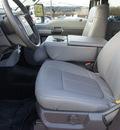 ford f 250 super duty 2011 gray xlt biodiesel 8 cylinders 4 wheel drive automatic 76087