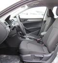 volkswagen passat 2012 silver sedan s pzev gasoline 5 cylinders front wheel drive 6 speed automatic 46410