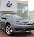 volkswagen passat 2012 gray sedan se pzev gasoline 5 cylinders front wheel drive 6 speed automatic 46410