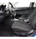 mitsubishi lancer 2012 blue sedan gt gasoline 4 cylinders front wheel drive automatic 78238