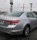 honda accord 2011 silver sedan ex gasoline 4 cylinders front wheel drive automatic 27215