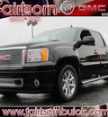 gmc sierra 1500 2012 black denali flex fuel 8 cylinders all whee drive automatic 45324