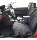mitsubishi galant 2012 red sedan es gasoline 4 cylinders front wheel drive automatic 78238