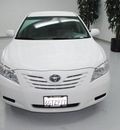 toyota camry 2009 white sedan le gasoline 4 cylinders front wheel drive automatic 91731