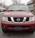 nissan pathfinder 2005 red suv se gasoline 6 cylinders 4 wheel drive automatic 06019