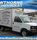 chevrolet express 3500 2012 white termo kung v 300 flex fuel 8 cylinders rear wheel drive automatic 07507