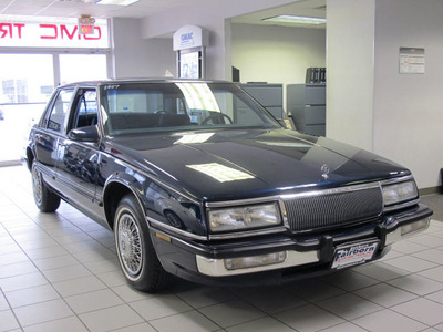 buick lesabre 1990 blue sedan limited gasoline 6 cylinders front wheel drive automatic 45324