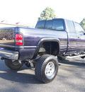 dodge ram pickup 1500 1998 dark purple flame laramie slt 4x4 v8 automatic 80012