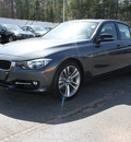 bmw 328i 2012 mineral gray sedan 6 cylinders automatic 27616
