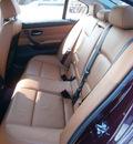 bmw 328i 2009 maroon sedan xdrive 6 cylinders automatic 13502