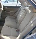 honda accord 2005 gold sedan lx 4 cylinders automatic 13502