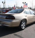 pontiac grand prix 2000 beige sedan se v6 automatic 80229