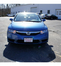 honda civic 2009 atomic blue sedan ex l gasoline 4 cylinders front wheel drive automatic 08750