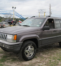 jeep grand cherokee 1993 gray suv laredo 6 cylinders automatic 77379