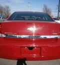 chevrolet impala 2007 red sedan ls flex fuel 6 cylinders front wheel drive automatic 13502