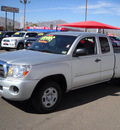 toyota tacoma 2009 silver 4 cylinders 4 speed automatic 79925