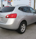 nissan rogue 2009 silver suv sl 4 cylinders automatic 45840