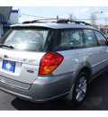 subaru outback 2005 satin white wagon 3 0 r l l bean edition gasoline 6 cylinders all whee drive automatic 07701